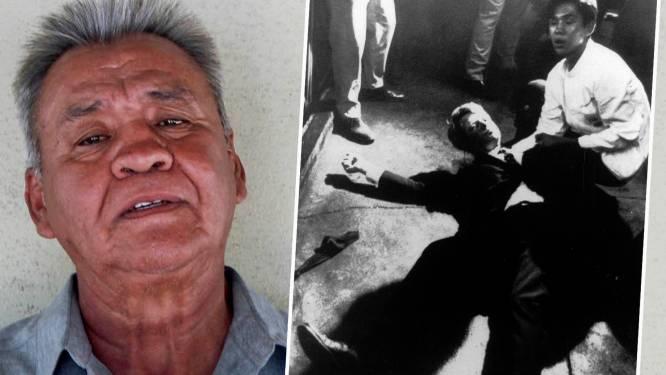 Juan hield Robert F. Kennedy in zijn armen toen hij stierf. En hij onthult nu zijn laatste woorden