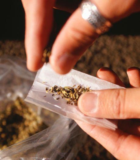Minderjarige opgepakt voor drugsbezit in Veghel