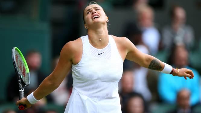 Topreekshoofd Aryna Sabalenka moet afzeggen voor Indian Wells door coronabesmetting