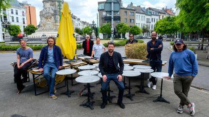"""Antwerpse horeca doet smeekbede naar overheid: """"Geef ons perspectief of 25 procent van cafés en restaurants gaat nooit meer open"""""""