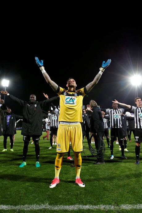 Angers voor het eerst sinds 1957 weer in Franse bekerfinale