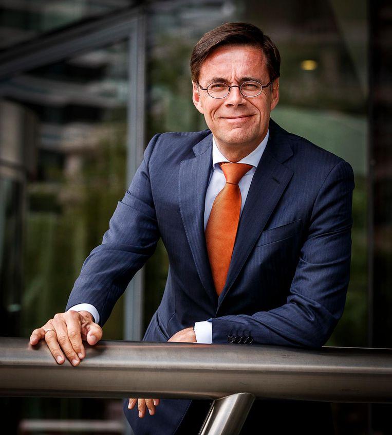 VNO-NCW directeur Cees Oudshoorn: 'We moeten als bedrijfsleven de politieke onvrede gaan adresseren.' Beeld anp