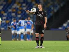 AC Milan schiet in strijd om Europees ticket niet veel op met puntje bij Napoli