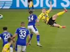 La reprise zlatanesque de Haaland, le carton de Dortmund