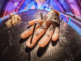 Expo van Kortrijkse tattoo-shops palmt balzaal van stadsschouwburg in