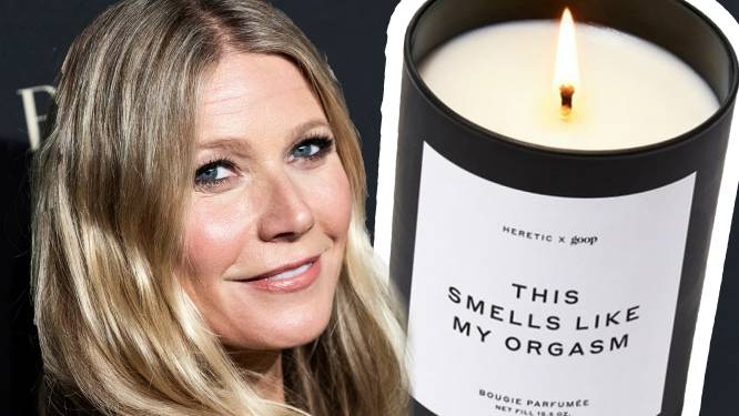 "'Vaginakaars' van Gwyneth Paltrow brandt Britse huiskamer bijna af: ""Het ding explodeerde ineens"""