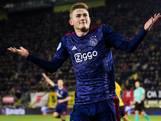 Ontketend Ajax haalt bijna dubbele cijfers tegen zwak NAC