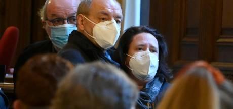 Christian Van Eyken et son épouse rejugés sur la peine, l'ancien député libéré
