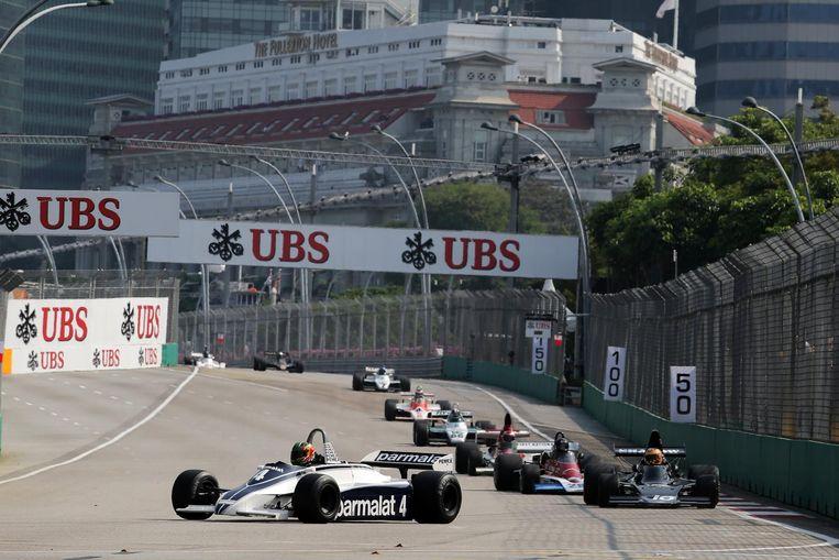 Archiefbeeld Masters Historic Racing. Beeld photo_news