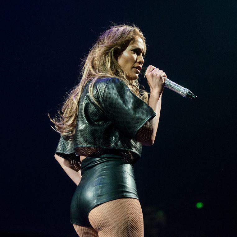 Jennifer Lopez in 2014. Beeld FilmMagic