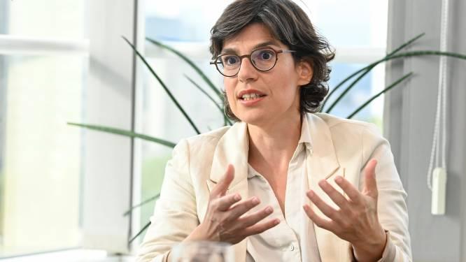 """INTERVIEW. Energieminister Tinne Van der Straeten (Groen): """"Kernuitstap zal de energieprijs niet verhogen, integendeel"""""""