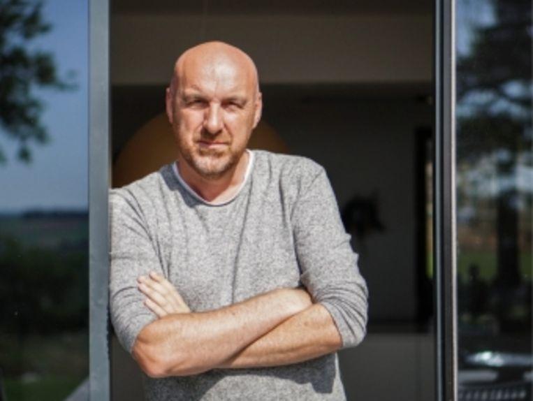Eric Goens: 'Ik ben over iedere aflevering redelijk ontevreden, en dat is geen pose of valse bescheidenheid'    Beeld