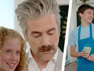 Juniors nemen presentator Jeroom beet in 'Junior Bake Off'