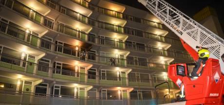 Bewoner die brand in zijn slaapkamer ontdekte, waarschuwde zelf directe buren
