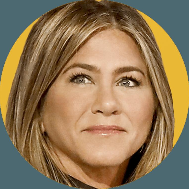 Jennifer Aniston. Beeld RV