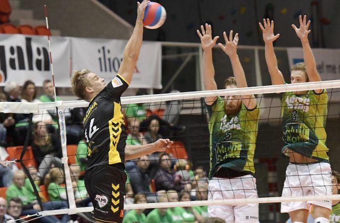 Orion verloor zaterdag de eerste wedstrijd in de eredivisie. Archieffoto Wout van Zoeren