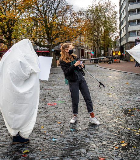Utrechtse studenten gaan opnieuw – en coronaproof – protesteren tegen leenstelsel