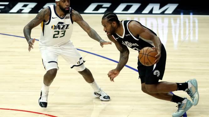 LA Clippers herpakken zich tegen Utah en brengen spanning terug in halve finale Western Conference
