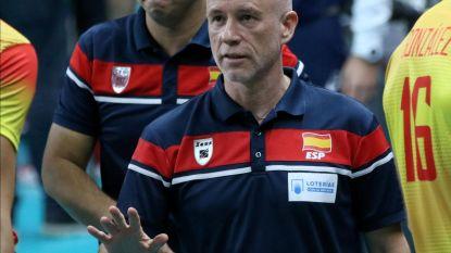 Spanjaard Fernando Muñoz volgt Dominique Baeyens op als bondscoach Red Dragons