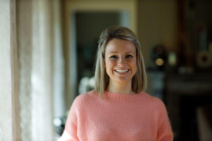 Sanne Couttouw uit Kemmel richtte de zorgsamenwerking 'Complement' op tussen enkele ervaren therapeuten met een specifieke affiniteit voor fertiliteit.