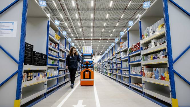 Paniek bij supermarkten is getemperd, maar rustig wordt het bij bezorging nooit meer