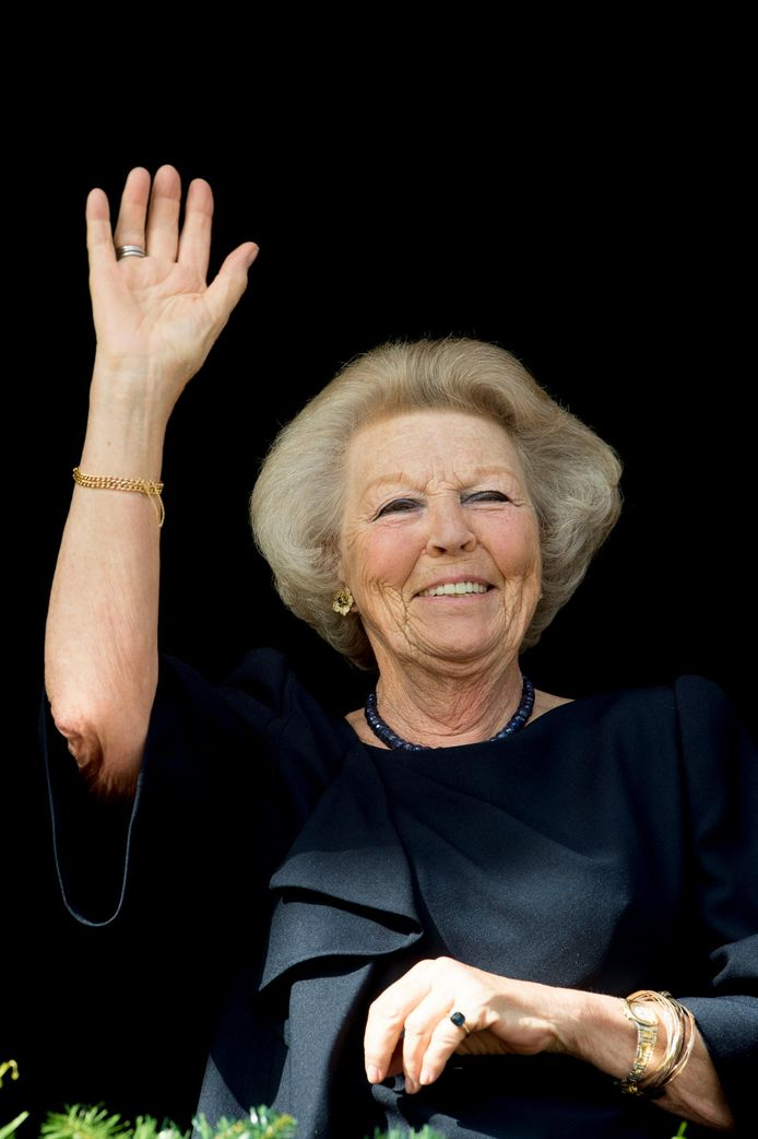 Mijn kapsel begint dankzij de lockdown steeds meer op dat van prinses Beatrix te lijken.