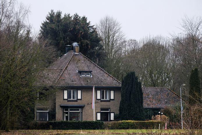 Uitvaartzorg De Liemers aan de Babberichseweg in Zevenaar, de onderneming van Van Haften.