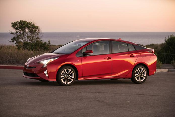 De Toyota Prius