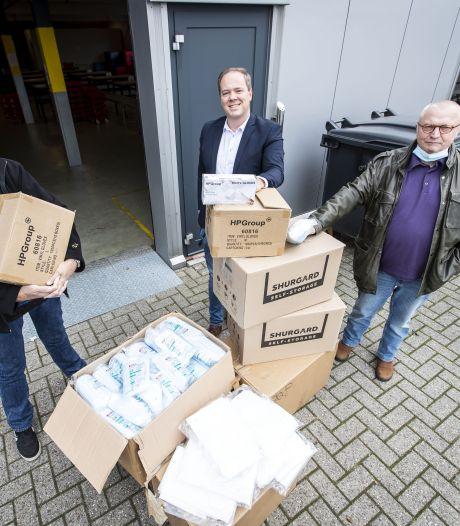 Minder mensen naar voedselbank Oost-Achterhoek, juist meer in Doesburg