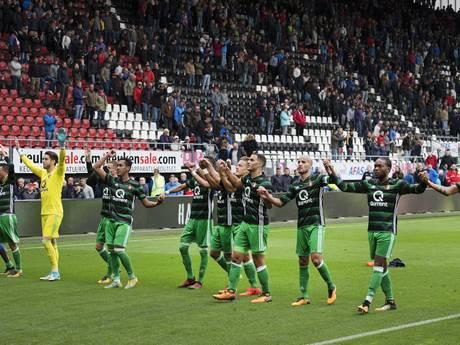 Feyenoord maakt werk van 'vlaggenmisbruik'