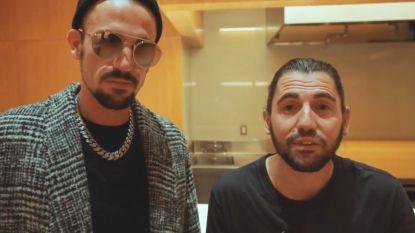 IN BEELD. Dimitri Vegas & Like Mike winnen MTV Music Award