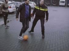 Agent in Almelo 'slachtoffer' van YouTube-sensatie