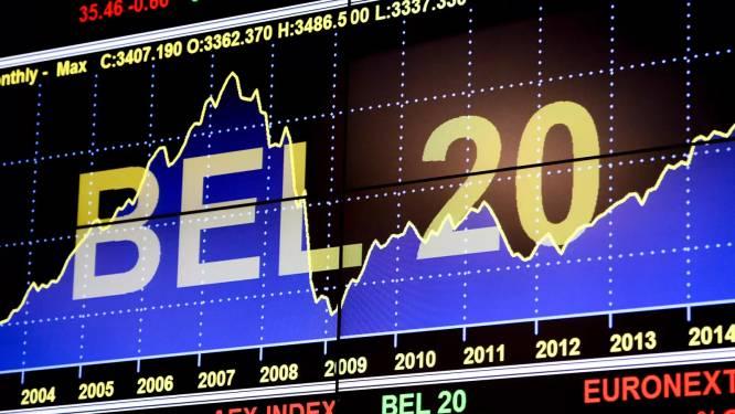 Wall Street kent slechtste beursweek sinds februari, ook Bel20 zet stevige stap terug