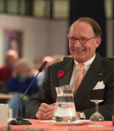 Oud-burgemeester Fred de Graaf keert zeker niet terug naar Apeldoorn