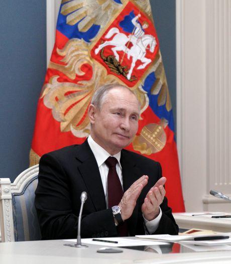 Vladimir Poutine pourrait rester au pouvoir jusqu'en 2036