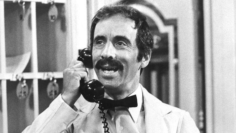 Sachs werd wereldberoemd als Manuel in Fawlty Towers Beeld Kippa