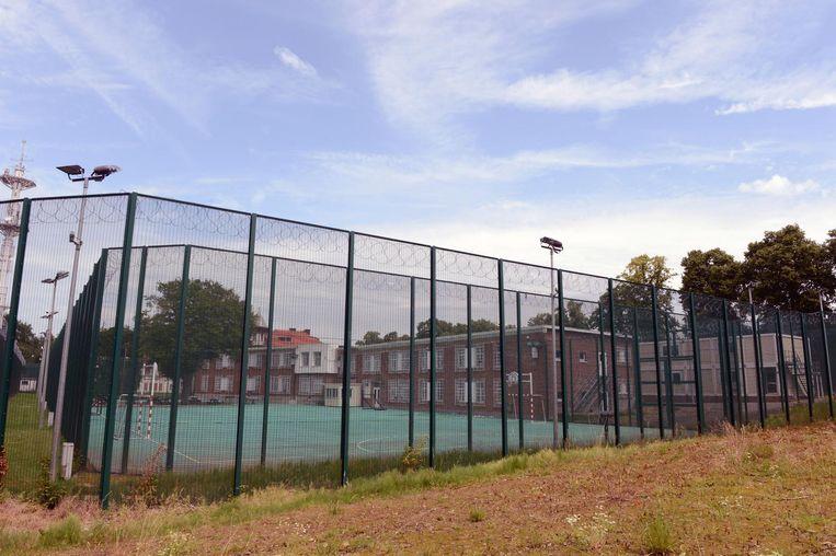 De gesloten jeugdinstelling van Everberg.