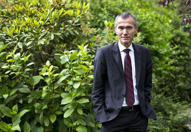 Frank Vandenbroucke. Beeld belga
