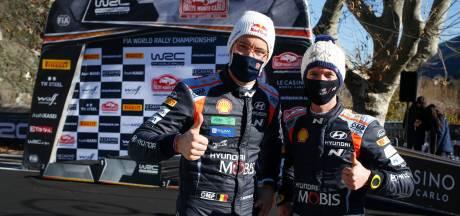Thierry Neuville et Martijn Wydaeghe de nouveaux associés en Finlande