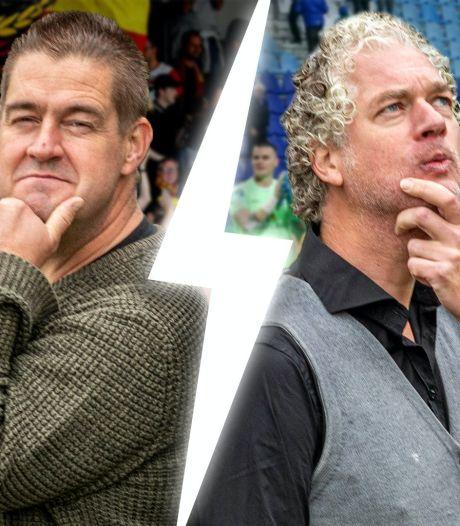 CLUBWATCHERS | Rode kaart 'onbesuisde' Clement voer voor discussie, GA Eagles op recordkoers