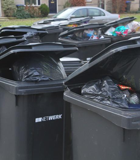 Vijftig klachten over niet geleegde containers in Wierden