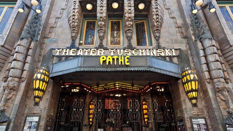 Op 28 maart bleek dat twee Nederlandse topmensen van Pathé de dupe waren geworden van CEO-fraude. Beeld anp
