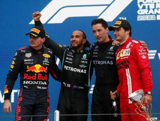 Mercedes hoopte op opdoffer Verstappen, het werd niet eens een tikje