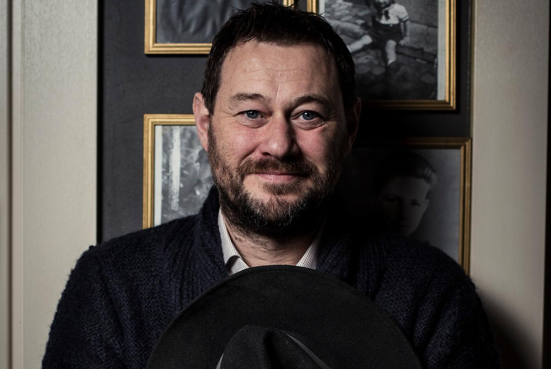 Tv-maker Bart De Pauw.