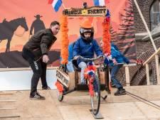 Koningsdag met competitie en sportiviteit in Land van Maas en Waal