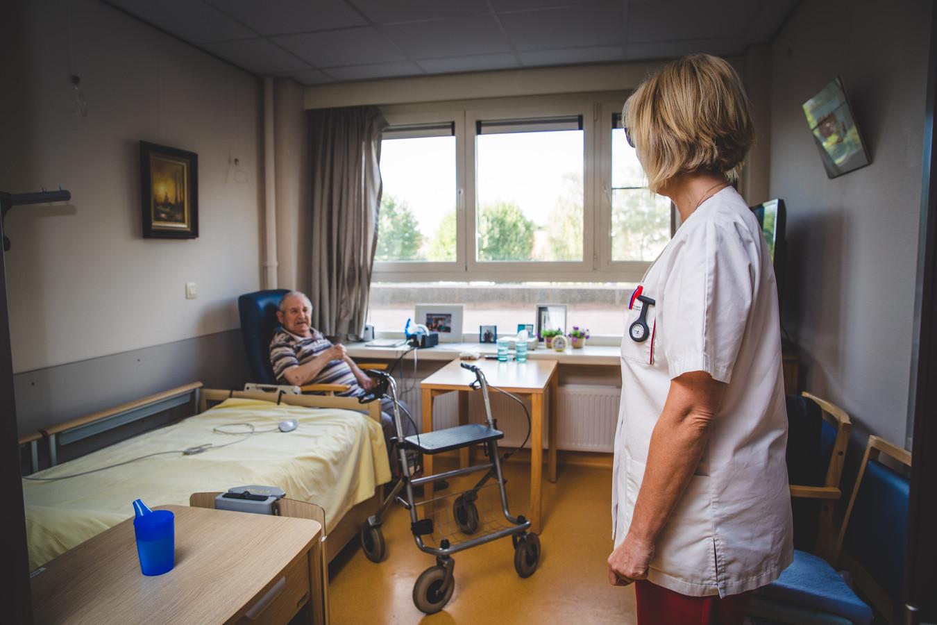 Beeld ter illustratie: net als in de rest van Vlaanderen is er ook in Gent een nijpend tekort aan verpleegkundigen.