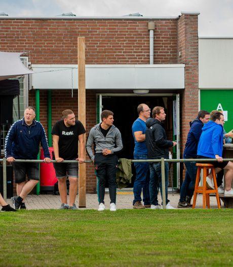 Al het publiek blijft welkom bij voetbal in Maas en Waal