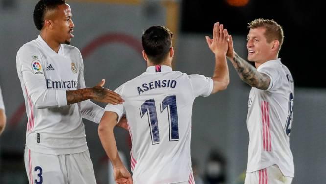 Real blijft op draw steken tegen Sevilla na gekke tweede helft, Hazard ziet late gelijkmaker van dichtbij in doel caprioleren