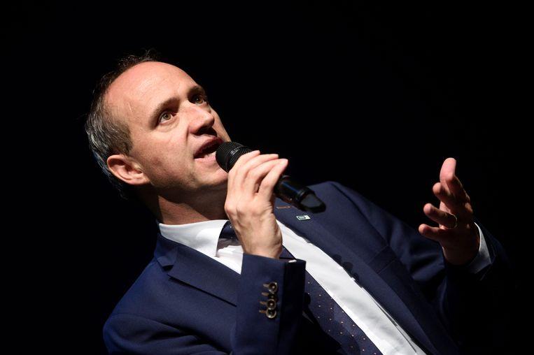 De Genkse burgemeester Wim Dries (CD&V).