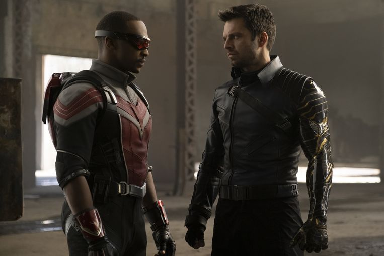 'The Falcon and the Winter Soldier' Beeld Marvel Studios